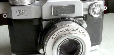 Zeiss Ikon Contaflex – John's Cameras