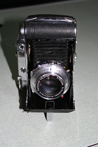 Franka Solida III camera