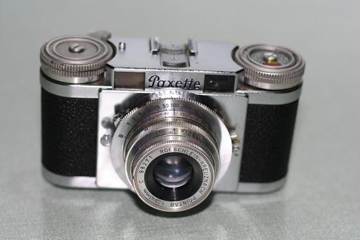Braun Paxette