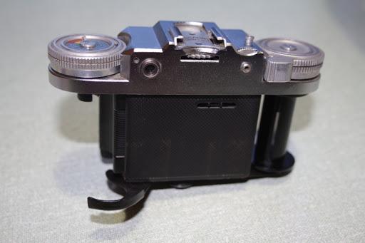 Braun Paxette IIM