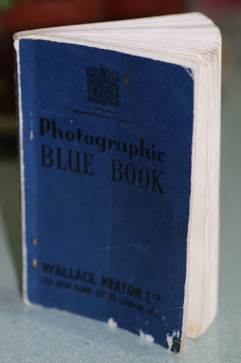 Wallace Heaton Blue Book - 1952