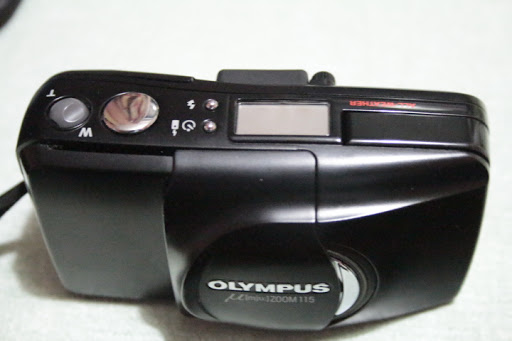 Olympus μ Zoom 115 (also Mju Zoom 115)