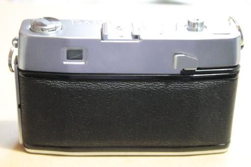 Petri 7s rangefinder