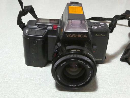 Yashica 230-AF SLR camera
