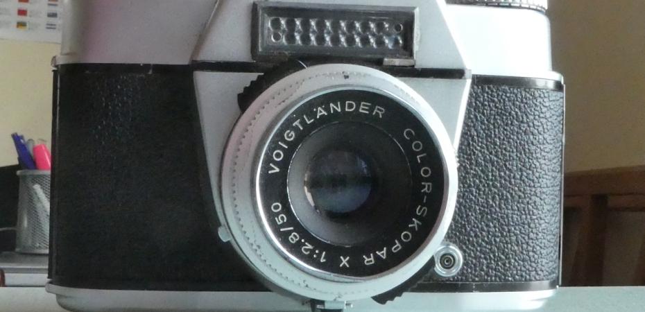 Voigtlander Bessamatic – John's Cameras