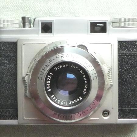 Franka Super-Frankarette camera (C) J. Margetts www.oldcamera.blog